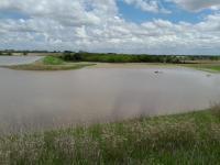 <h2>Swan 67 Rec Area</h2><p>Flow through the emergency spillway</p>